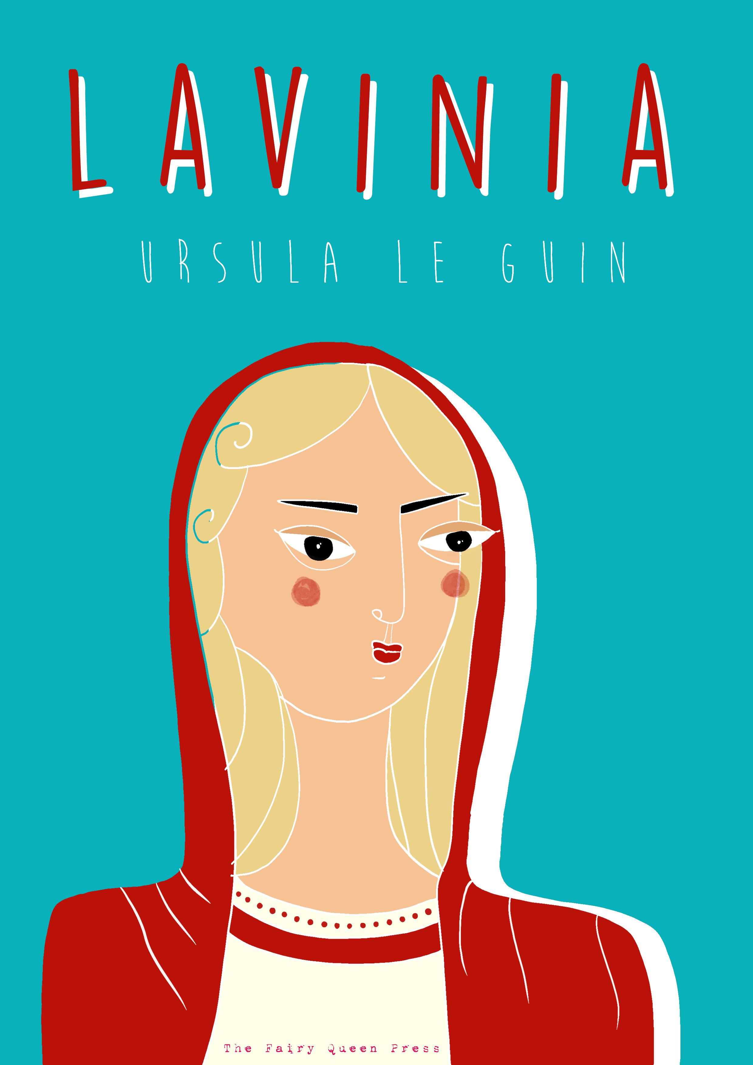 Book Cover_Lavinia by Virginia Elena Patrone