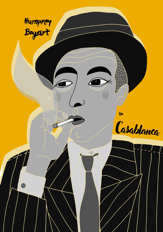 Postcards_Casablanca2_by Virginia Elena Patrone