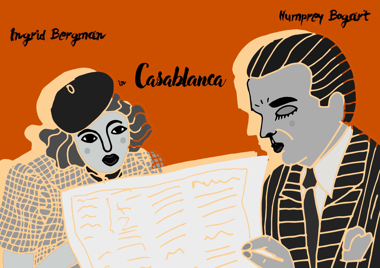 Postcards_Casablanca5_by Virginia Elena Patrone