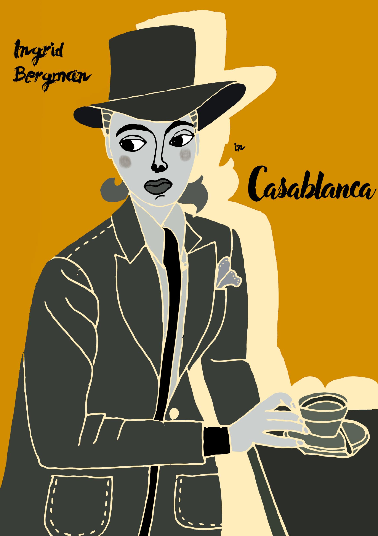 Postcards_Casablanca1_by Virginia Elena Patrone