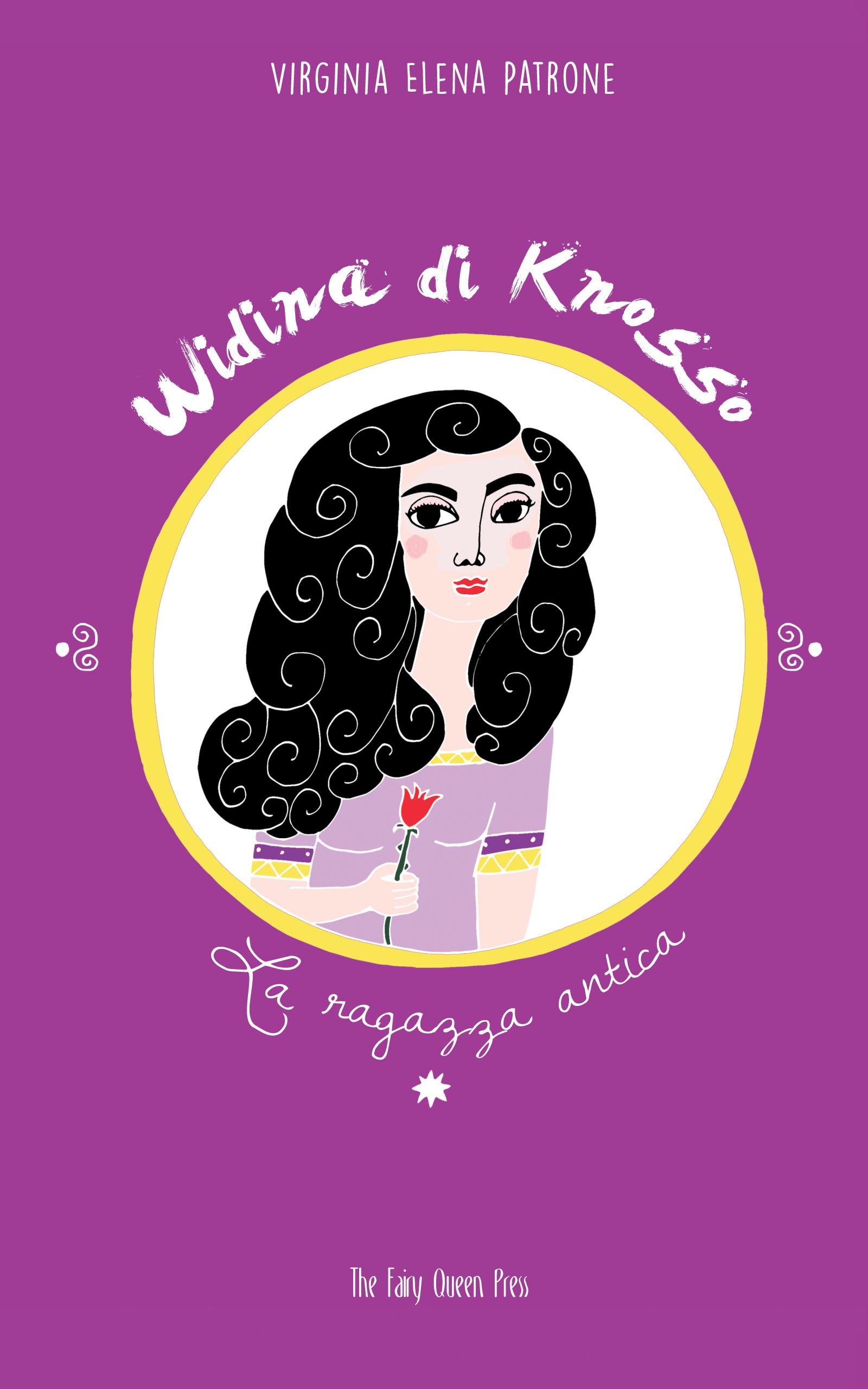 Widina_Book Cover_by Virginia Elena Patrone