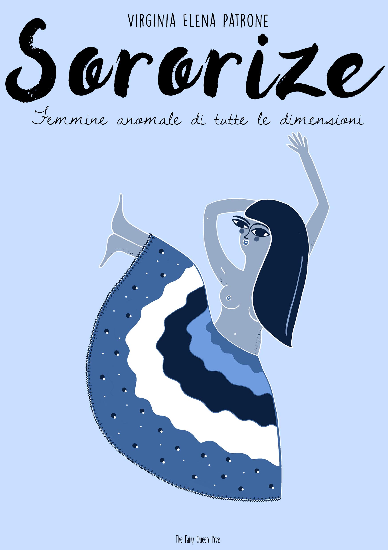 Book Cover_Sororize by Virginia Elena Patrone