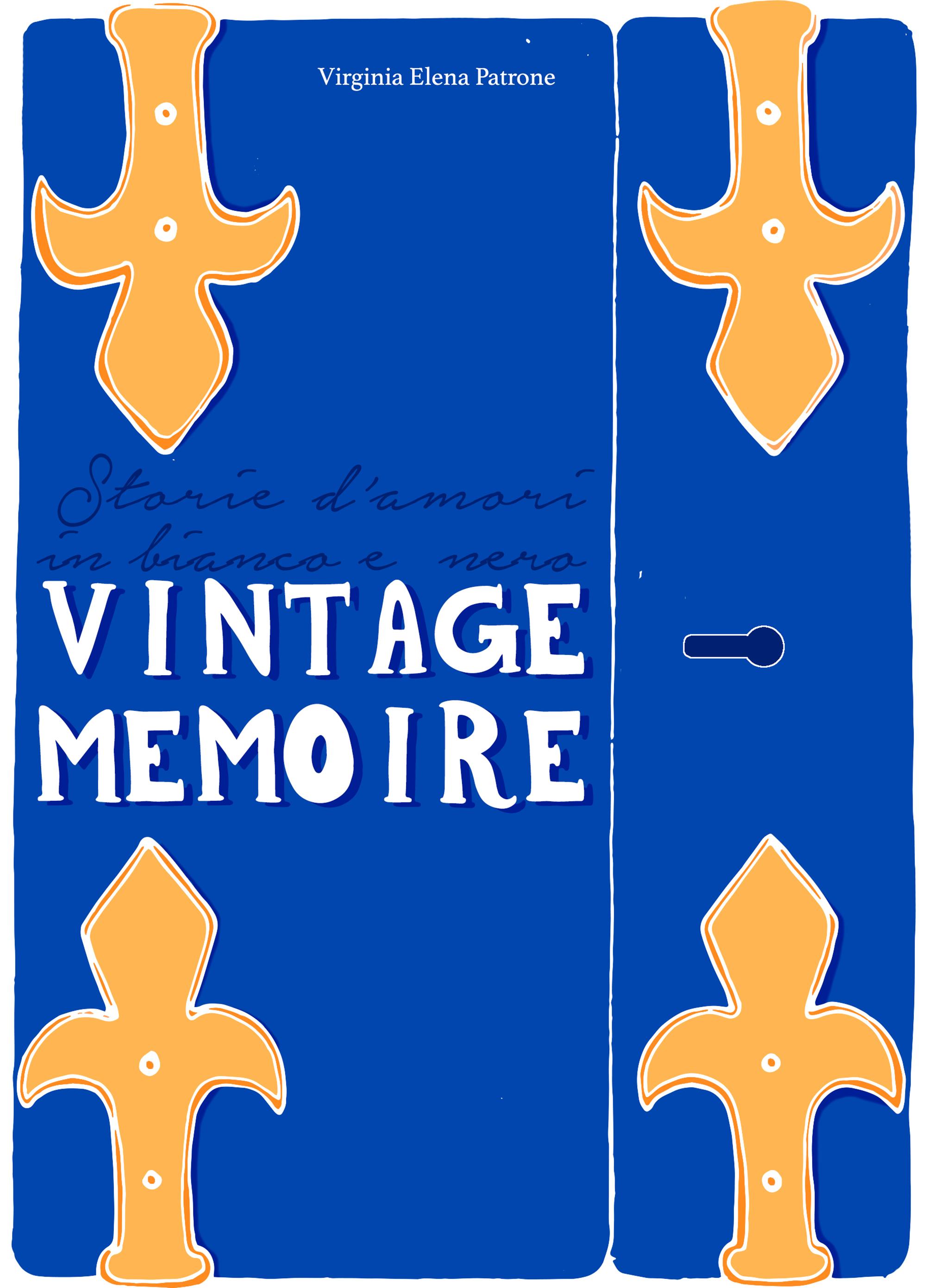 Book Cover_Vintage Memoire by Virginia Elena Patrone