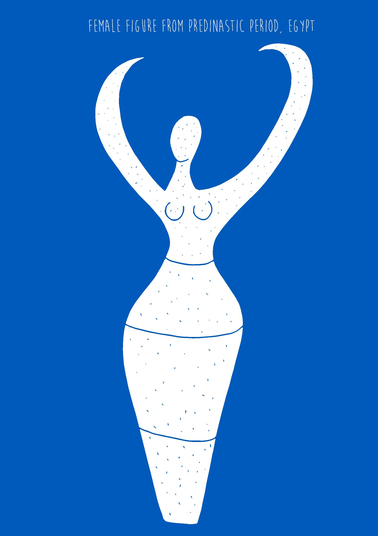 Egypt_Goddesses by Virginia Elena Patrone