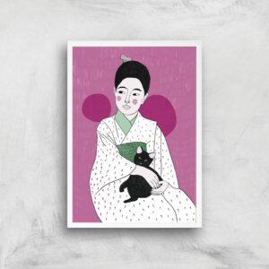 Cat&Woman by Virginia Elena Patrone