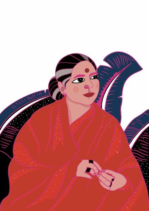 Vandana Shiva by Virginia Elena Patrone