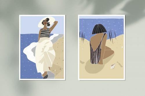 Sea Prints Virginia Elena Patrone